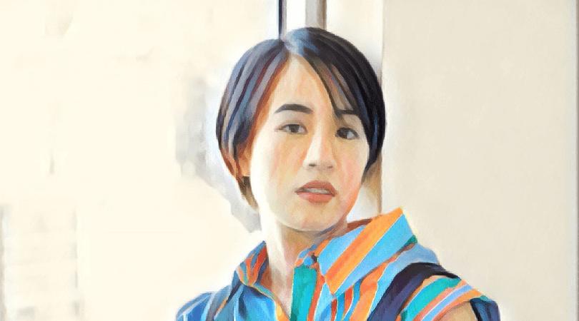 石橋静河 三井住友カードCM 女性警官