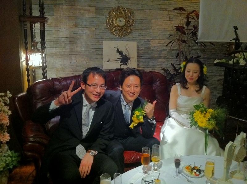 柴山先生嫁