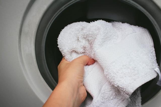 ドラム式洗濯機 乾燥 タオル 臭い