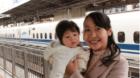 新幹線 赤ちゃん 帰省