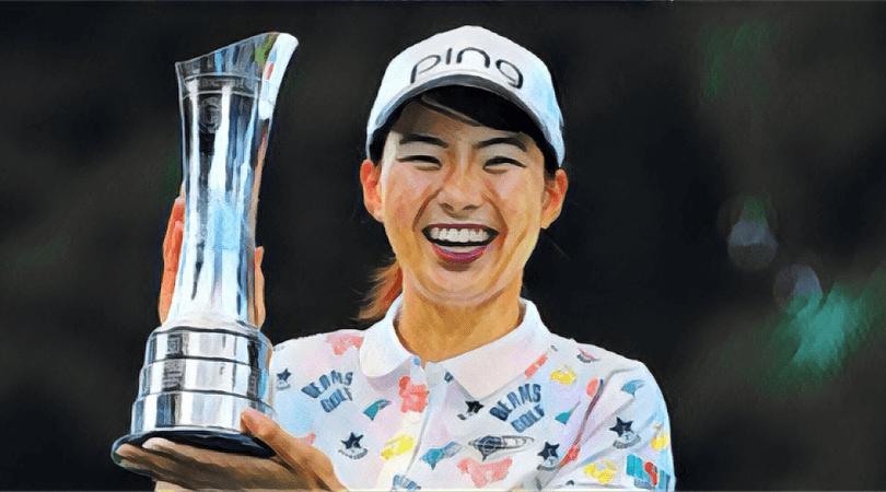 渋野日向子 全英オープン 優勝 42年ぶり 快挙