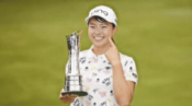 渋野日向子 全英オープン 優勝記念モデル ポロシャツ ビームスゴルフ