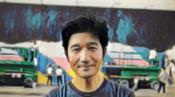 松山智一 画家 wiki プロフィール 情熱大陸 絵画 値段 購入