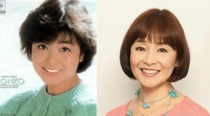 日髙のり子 現在 若い頃 比較