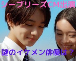 シーブリーズ CM 俳優 wiki