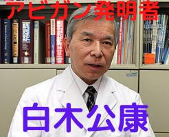 白木公康 wiki 経歴