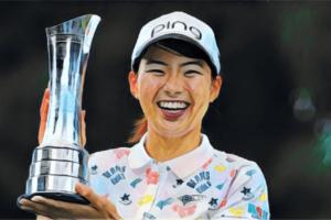 渋野日向子の全英オープンの優勝賞金はいくら?スコアもチェック!